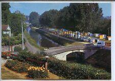 CP 58 Nièvre - Clamecy - Le Terrain de Camping et le pont Picot