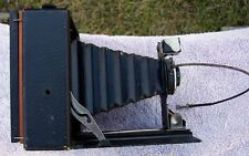 Pocket Seneca No. 29 4x5 Folding Plate Camera, Uno Shutter, 1905, shutter works