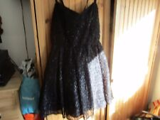 French Connection party dress size 16