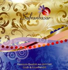 2 x 5 gr. Safran-Fäden Safran Saffron azafran Ne-gin Premiumqualität neue Ernte