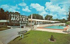 Boulevard Motel Ocala Florida 92605