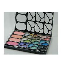 La Femme 4 BLUSHER Blush & 27 Colour Shimmer EYESHADOW PALETTE Gift Makeup Set01