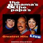 Mamas & The Papas Greatest hits-Live in 1982 (10 tracks) [CD]