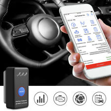 Bluetooth Obd2 Car Scanner Code Reader For Android iPhone Diagnostic Tool (Fits: Gmc Safari)