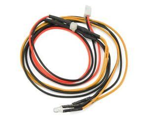 Yeah Racing 3mm LED Light Set (Orange) [YEA-LK-0008OR]