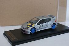 Provence Riproduzione Kit Montato 1/43 - Peugeot 206 WRC kit Car presentazione