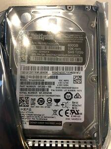 Lenovo ThinkSystem (7XB7A00025) Hot-Swap 600GB-2.5'' - SAS - 600 GB - 10000 RPM