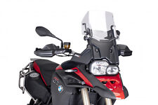 PUIG TOURING SCREEN BMW F800 GS ADVENTURE 13-18 CLEAR