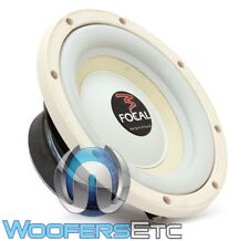 """FOCAL 20A1-W 8"""" MARINE SUB 150W RMS SINGLE 4-OHM SUBWOOFER BOAT BASS SPEAKER NEW"""