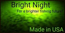 15000 lumen Night Fishing Light 300LED Green Underwater Submersible ac dc bright