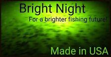 15000 lumen Night Fishing Light 300LED Green Underwater Submersible ac dc bright