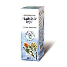 50ml Vendoksin drops for varicose veins and haemorrhoids. Alternativa medica.