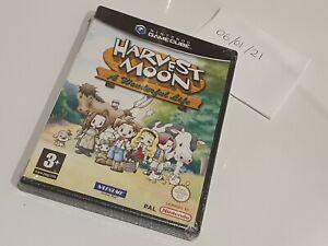Harvest Moon: A Wonderful Life (Gamecube - FACTORY SEALED - BRAND NEW)