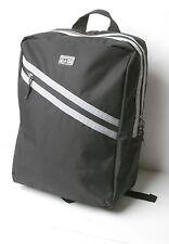 Converse Diagonal Zip Backpack (Black)