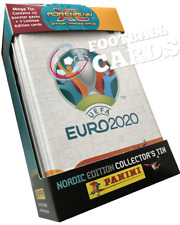 Adrenalyn XL Panini Euro 2020 EM Mega Tin 10x Booster NORDIC EDITION 3x LIMITED