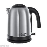 Russell Hobbs 20070 Cambridge Kettle, 1.7 L, 3000 W - Brushed Stainless Steel