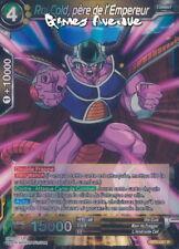 Dragon Ball Super Card Game ! Roi Cold, père de l'Empereur BT1-091 R - VF/RARE