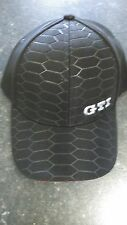 Genuine New VW  GTi Baseball cap, black -