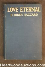 Love Eternal by H. Rider Haggard 1st edition