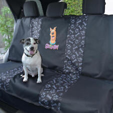 Scooby Doo Universal Rear Bench Seat Cover - Waterproof for Pets Dogs Cats