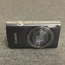 Canon PowerShot ELPH 160 Silver Digital Camera-20.0MP 8X Zoom