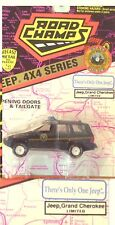 W.VIRGINIA POLICE 1996 JEEP GRAND CHEROKEE 4X4 SERIES 1:43 SCALE NWB