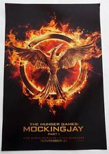 "SDCC 2014  EXCLUSIVE  THE HUNGER GAMES: MOCKINGJAY PART 1   Poster   20"" x 13.5"""