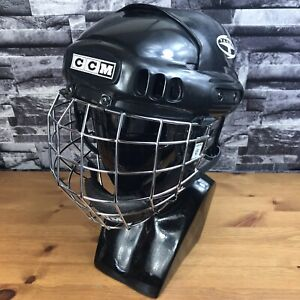 CCM Tacks 1052 Ice Hockey Helmet Size Medium 55-59cm Memory Foam Protection