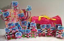 Peppa Pig Wutz 53 Teile Geschenkset Geschenk Set Weihnachtsgeschenk Geschenkidee