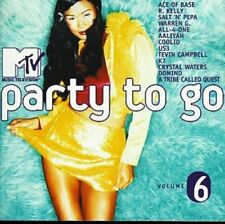 New: MTV Party to Go, K7, Us3, Domino: MTV Party to Go Vol. 6  Audio Cassette