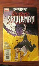 DARK REIGN SINISTER SPIDER-MAN #2 First Print MARVEL COMICS 2009