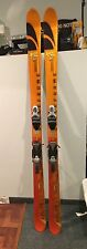 Salomon1080 Twin Tip Skis