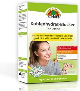 Sunlife Kohlenhydrat-Blocker Tabletten 32 Stück