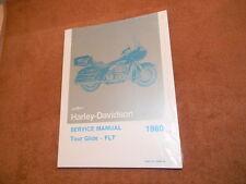 NOS OEM Harley Davidson 1980 Tour Glide-FLT Service Manual