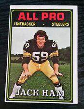 1974 Topps Football #137 Jack Ham