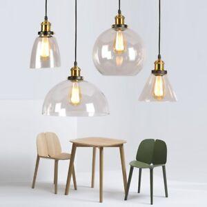 Glass Pendant Light Kitchen Modern Ceiling Lights Home Pendant Light Bar Lamp