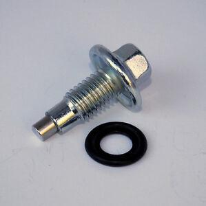 Magnetic Oil Drain Sump Plug fits Chevrolet Avalanche Colorado Spark (PSR0104-R)