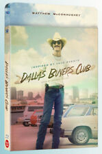 Dallas Buyers Club . Blu-ray Steelbook Lenticular Limited Edition
