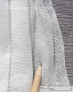 Cheesecloth 10—20 Yards 100% Cotton #40 Fine Quality White Cheese Cloth Fabric