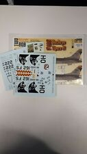 Decals - TWO BOBS - 1:48 - F-16C BUCKEYE Vipers #1