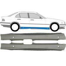 BMW 3er E36 Limo und Kombi 1992-1999 Voll Schweller Reparaturblech / Paar