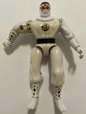 1995 Bandai Mighty Morphin Power Rangers Movie White Ninja Ranger Figure