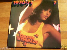 LP RECORD VINYL COVER PINUP GIRL GOLDEN HITPARADE 1970-71 PIN-UP STEWART,T-REX A
