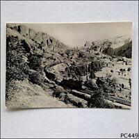 Museon Di Rodo Uzes Express 1115 Paris Nimes Allier Gorges Postcard (P449)