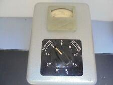 Ancien Voltmètre