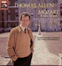 Mozart-Arias/Pour, dmm LP 1984, Thomas Allen, Scottish Chamber