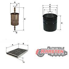 Set M: Kraftstofffilter+Ölfilter+Innenraumfilter Filtersatz OPEL