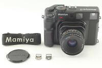 [ MINT w/Strap ] New Mamiya 6 Medium Format Camera + G 75mm L Lens From JAPAN