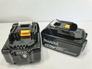 NEW! Makita 18v 5Ah Battery x2 - 2020 Model - FREE POST
