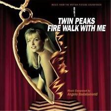 TWIN PEAKS Fire Walk With Me SOUNDTRACK Angelo Badalamenti CD NEW